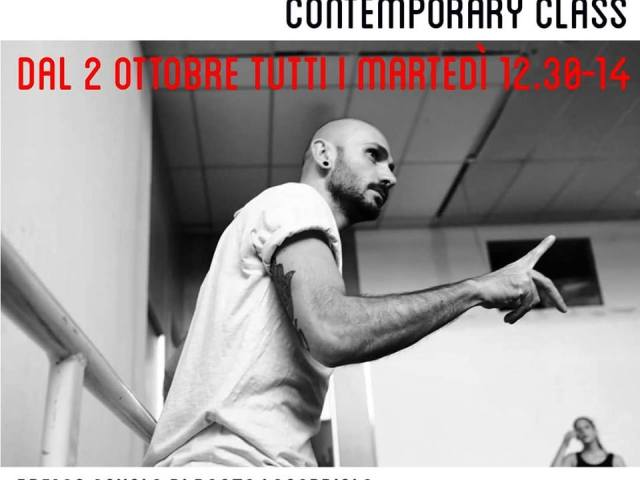 Francesco Gammino contemporary class